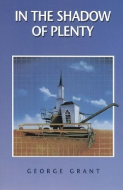Christian Liberty Press In the Shadow of Plenty Text - Product Image