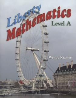 Christian Liberty Press Liberty Math Level A Workbook - Product Image