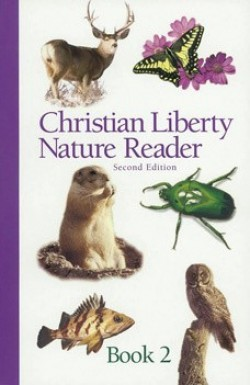 Christian Liberty Press Nature Reader Book 2 - Product Image