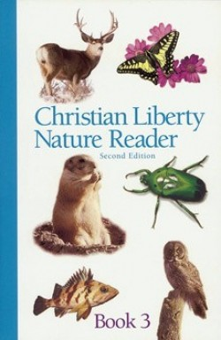 Christian Liberty Press Nature Reader Book 3 - Product Image