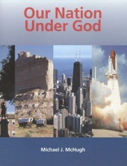 Christian Liberty Press Our Nation Under God Teacher's Manual - Product Image