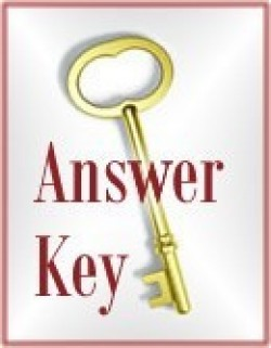 Christian Liberty Press The Book of Job Unfolded Answer Key - Product Image