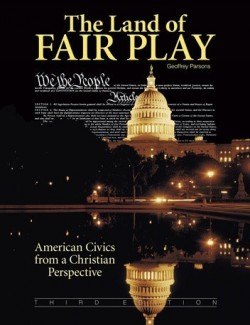 Christian Liberty Press The Land of Fair Play Answer Key - Product Image