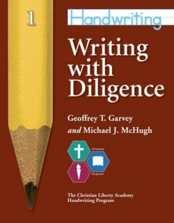Christian Liberty Press Writing With Diligence - Product Image