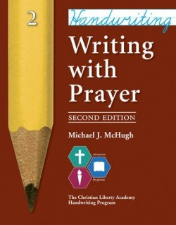 Christian Liberty Press Writing with Prayer - Product Image