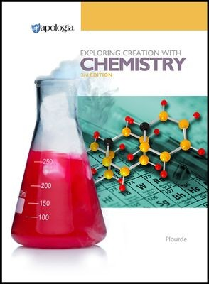 Exploring Creation with Chemistry Textbook, 3rd Edition - Product Image
