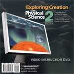 Exploring Creation with Physical Science Video Instruction DVD - Product Image