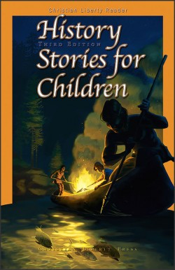 History Stories for Children, 3rd edition - Product Image
