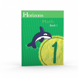 Horizons 1st Grade Math Student Book 1 - Product Image