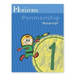 Horizons 1st Grade Penmanship Student Book - Product Image