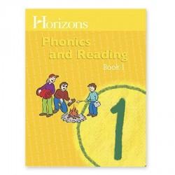 Horizons 1st Grade Phonics & Reading Student Book 1 - Product Image