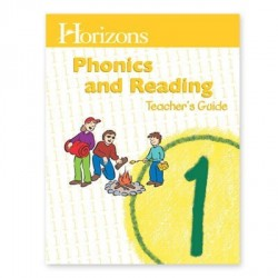 Horizons 1st Grade Phonics & Reading Teacher's Guide - Product Image