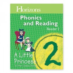 Horizons 2nd Grade Phonics & Reading Reader 2: A Little Princess - Product Image