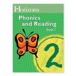 Horizons 2nd Grade Phonics & Reading Student Book 1 - Product Image