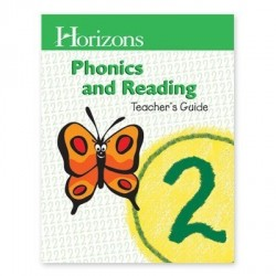 Horizons 2nd Grade Phonics & Reading Teacher's Guide - Product Image