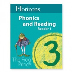 Horizons 3rd Grade Phonics & Reading Student Reader 1 - Product Image