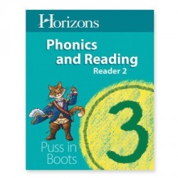 Horizons 3rd Grade Phonics & Reading Student Reader 2 - Product Image