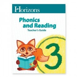 Horizons 3rd Grade Phonics & Reading Teacher's Guide - Product Image
