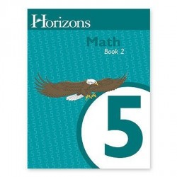Horizons 5th Grade Math Student Book 2 - Product Image
