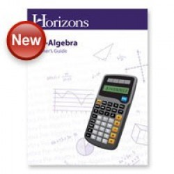 Horizons Pre-Algebra Teacher's Guide - Product Image