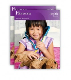 Horizons Health 1st Grade Set - Product Image