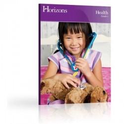 Horizons Health 1st Grade Student Workbook - Product Image