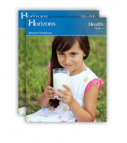 Horizons Health 2nd Grade Set - Product Image