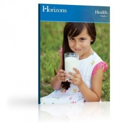 Horizons Health 2nd Grade Student Workbook - Product Image