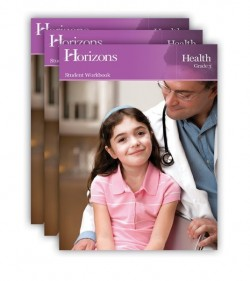 Horizons Health 3rd Grade Set - Product Image