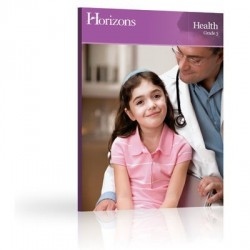 Horizons Health 3rd Grade Student Workbook - Product Image
