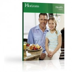 Horizons Health 4th Grade Student Book - Product Image