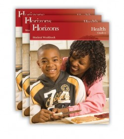 Horizons Health 5th Grade Set - Product Image