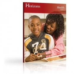 Horizons Health 5th Grade Student Workbook - Product Image