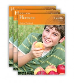 Horizons Health 6th Grade Set - Product Image