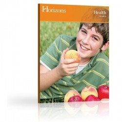 Horizons Health 6th Grade Student Workbook - Product Image