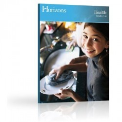 Horizons Health 7th and 8th Grade Student Workbook - Product Image