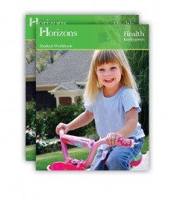 Horizons Health Kindergarten Set - Product Image