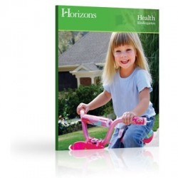 Horizons Health Kindergarten Student Workbook - Product Image