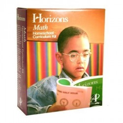 Horizons Kindergarten Math Set - Product Image