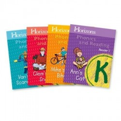Horizons Kindergarten Phonics & Reading: Student Reader Set - Product Image
