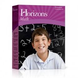Horizons Pre-Algebra Set - Product Image