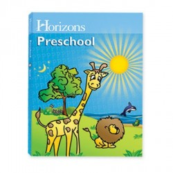 Horizons Preschool Student Workbook 1 - Product Image