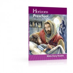Horizons Preschool for Three's Bible Story Reader - Product Image