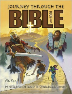 Journey Through the Bible: Book 1- Pentateuch and Historical Books - Product Image