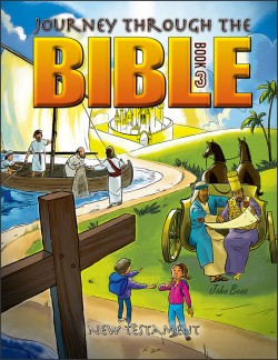 Journey Through the Bible: Book 3 - New Testament - Product Image