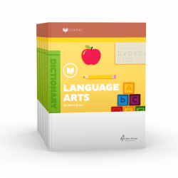 LIFEPAC 2nd Grade Language Arts 10-Unit Set - Product Image
