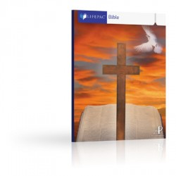 LIFEPAC 3rd Grade Bible Unit 1 Worktext - Product Image