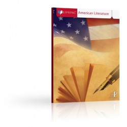 LIFEPAC American Literature Set - Product Image