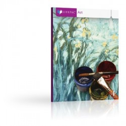 LIFEPAC Art Set - Product Image