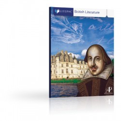 LIFEPAC® British Literature Units 1-5 - Product Image